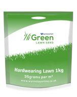 HiGreen Hardwearing Lawn Grass Seed Mix