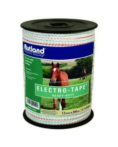 Rutland Heavy Duty Electro-Tape - 12mm x 200m