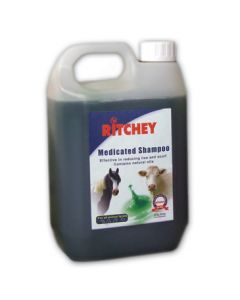 Ritchey Medicated Shampoo 5L