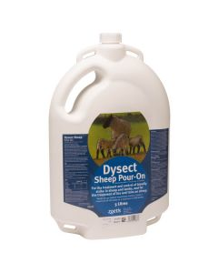 Dysect Sheep Pour-On 5L