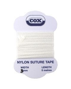 Nylon Suture Tape (6mm x 5m)