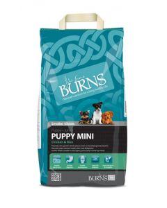 Burns Puppy Mini Chicken & Rice 2kg