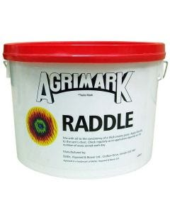 Raddle Powder 25kg