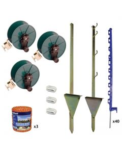 Rutland Lightweight Reel System