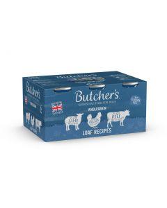Butchers Loaf Variety 6 x 400g
