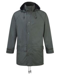 Castle For-Tex Flex Waterproof Jacket Olive