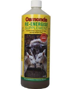 Osmonds Re-Energise Twin Lamb Formula