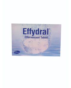 Effydral Tablets