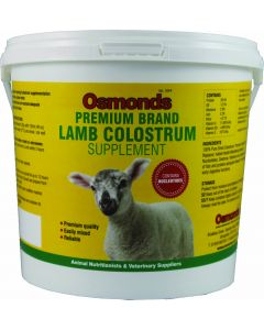 Osmonds Lamb Colostrum