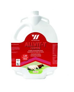 Allvit-T Plus Copper - 2.5L