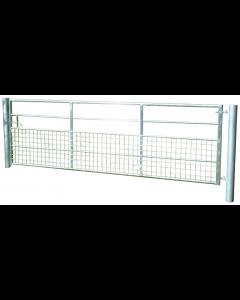 IAE Field Half Mesh Gates