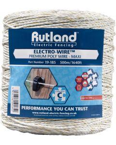 Rutland Maxi Power Pol/Wire 500m 19.185