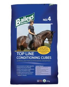 Baileys No.4 Top Line Conditioning Cubes 20kg