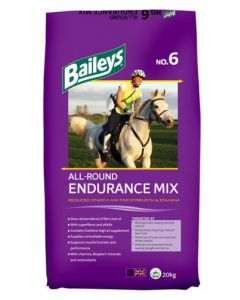 Baileys No.6 All-Round Endurance Mix 20kg