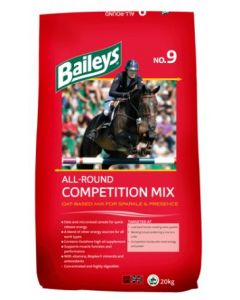 Baileys No.9 All-Round Competition Mix 20kg