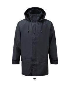 Castle For-Tex Flex Waterproof Jacket Navy
