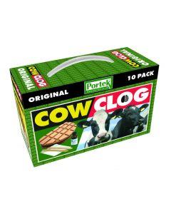 Cow Clog Original 10 Pack