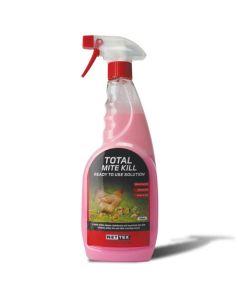 Nettex Total Mite Kill Liquid 750ml