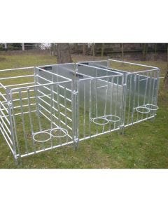 Bateman Sheeted Side Panel for Calf Pen