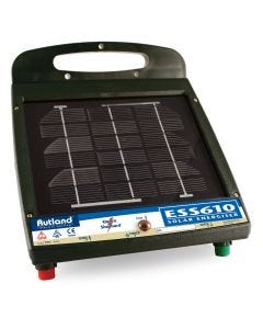 Rutland ESS610 Solar Powered Energiser