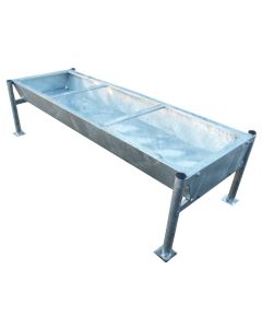 Bateman Double Sided Cattle Trough - 2500mm