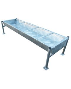Bateman Double Sided Cattle Trough - 3000mm