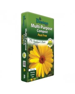 Durstons Peat Free Multi Purpose Compost 40L