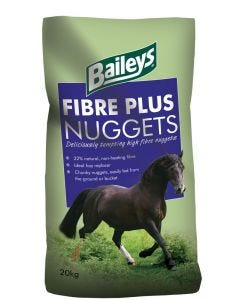 Bailey's Fibre Plus Nuggets 20kg