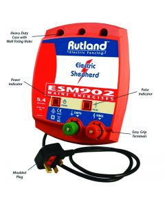 Rutland ESM 902 Energiser