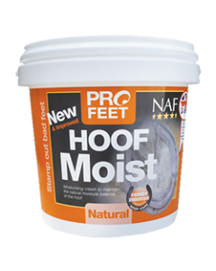 NAF Hoof Moist Cream Natural 900g