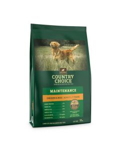 Country Choice Maintenance Chicken 12kg