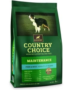 Country Choice Maintenance Fish 12kg