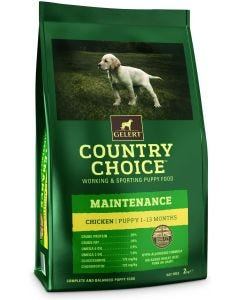 Country Choice Maintenance Puppy 12kg