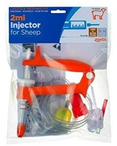 Zoetis Sheep Injector 2ml