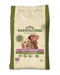 Harringtons Complete Lamb and Rice 15kg