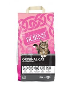 Burns Chicken & Brown Rice Cat Food