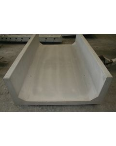 SMP Concrete Feed Trough - Double Sided