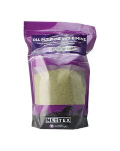 NETTEX All Purpose Vits & Mins Pouch 1.5KG