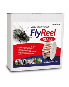 Digrain Fly Reel Kit Refill