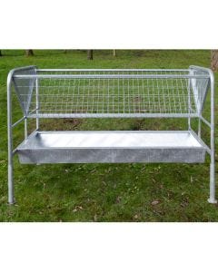 Bateman Hay Rack and Manger Double Sided