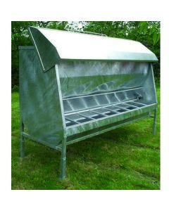 Barley Beef Feeder - 10 ft, Single Sided