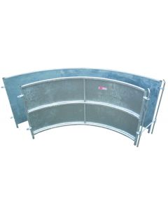 Ritchie Combi Clamp Curved Panel