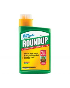 Roundup Optima Concentrate 1L Weedkiller