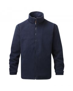Fortress Lomond Wind Resistant Fleece Navy
