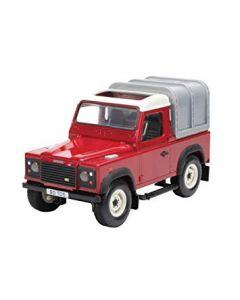 Big Farm Land Rover 1:16