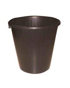 General Purpose 1 Gallon Black Bucket