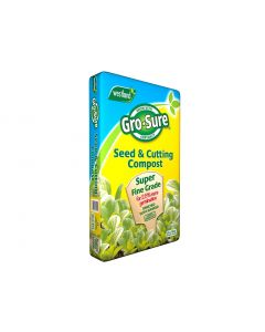 Gro Sure Seed and Cutting Compost 30L