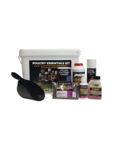 Nettex Poultry Essentials Kit - Up to 8 birds