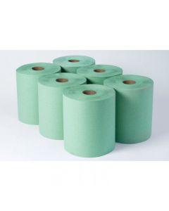 Premier Dairy Green Paper Towel 6 Pack