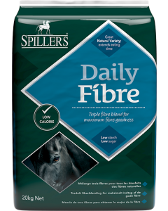 Spillers Daily Fibre 20kg